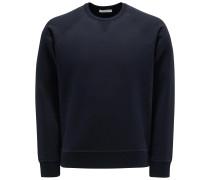 Sweatshirt mit Rundhals 'Sal' navy