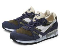 Sneaker 'N9000' navy/oliv