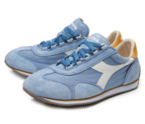 Sneaker 'Equipe Stone Wash' rauchblau