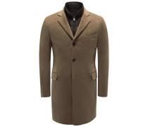 Mantel hellbraun