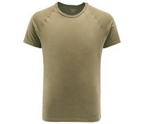 R-Neck T-Shirt khaki