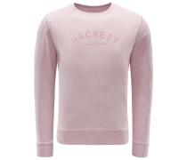 R-Neck Sweatshirt rosé