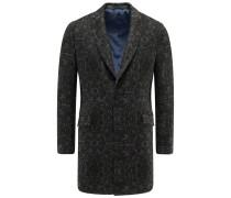 Mantel dunkelgrau/schwarz