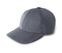 Baseball-Cap dunkelgrau