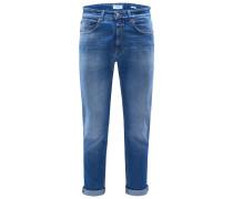Jeans 'Cooper Tapered' blau