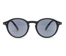 Sonnenbrille '#D Sun' schwarz/grau