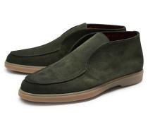 Loafer oliv