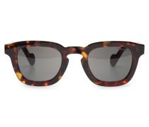 Sonnenbrille braun/grau
