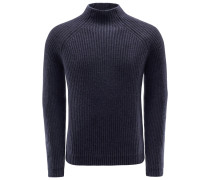 Cashmere Pullover 'Lino' navy