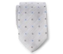 Krawatte beige