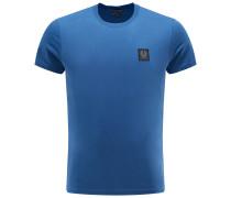 R-Neck T-Shirt 'Throwley' blau