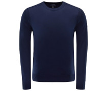 R-Neck Pullover 'Selworthy' navy
