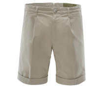 Bermudas 'Tropez Comfort Slim Fit' beige