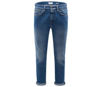 Jeans 'Cooper Tapered' dunkelblau