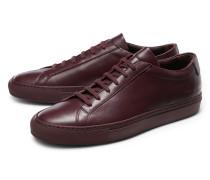 Sneaker 'Original Achilles' bordeaux