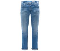 Jeans 'Everett Slim Straight' hellblau