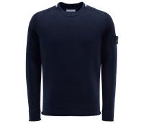 R-Neck Pullover navy