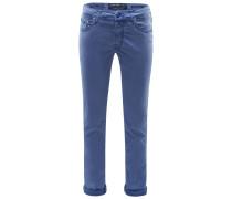 Hose 'J688 Comfort Slim Fit' blau