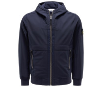 Softshell-Jacke 'Soft Shell-R' navy
