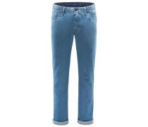 Jeans 'Meribel' rauchblau