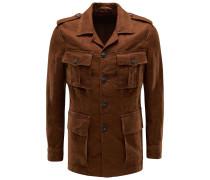 Field Jacket 'Aandrev' braun