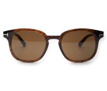 Sonnenbrille 'Frank' braun