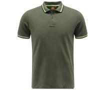 Poloshirt 'Brice' oliv