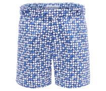 Badeshorts 'Cerejeira Tailored' blau