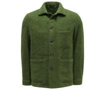 Jacke 'Aasti' grün