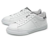 Sneaker 'H365' weiß/dunkelgrau