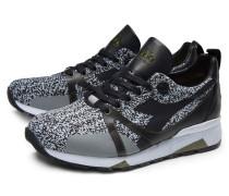 Sneaker 'H Fuse' schwarz/weiß