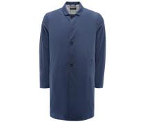 Mantel 'Sebring' graublau
