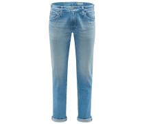 Jeans 'Tellis Modern Slim' hellblau