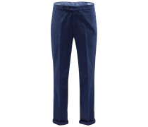 Chino 'Traditional Fit' navy
