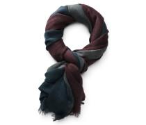 Cashmere Schal 'Bryce Soft Air' bordeaux/grau