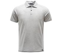 Jersey-Poloshirt 'Limehouse' grau