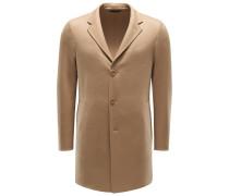 Cashmere Kurzmantel 'Short Coat' hellbraun