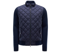 Steppblouson navy