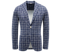 Jersey-Sakko 'Giacca' blau