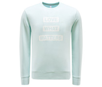 R-Neck Sweatshirt mint