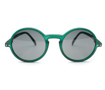Sonnenbrille '#G Sun' dunkelgrün