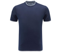 R-Neck T-Shirt navy