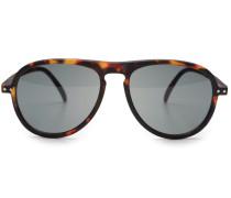 Sonnenbrille '#I Sun' dunkelbraun /dunkelgrau