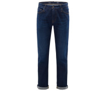 Jeans 'Everett Slim Straight' navy