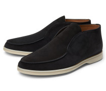 Loafer 'Open Walk' schwarz