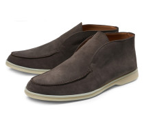 Loafer 'Open Walk' dunkelgrau