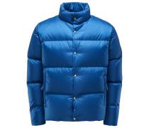 Daunenjacke 'Mustang Jacket' blau