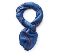 Schal 'Abertay' blau