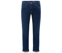 Jeans 'Everett Slim Straight' dunkelblau