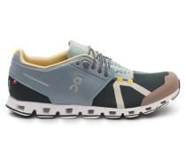 Sneaker 'Cloud 70|30' graublau/dunkelgrün